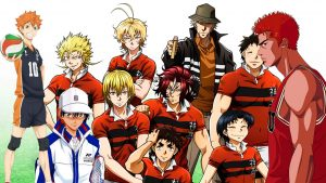Top 10 Anime de Deportes